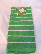 NWT Kate Spade Picnic Green All in Good Taste Kitchen Towel