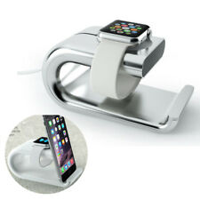 Charger Stand Holder Charging Dock Station For Apple Watch Cell Phone holder EB