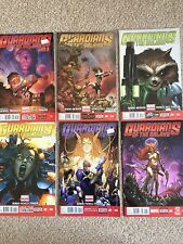 Marvel now, guardians of the galaxy 0.1,2,3,4,5