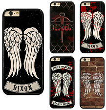 Daryl Dixon Wings Crossbow - Phone Case Cover Walking Dead Inspired