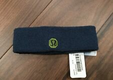 BNWT Lululemon Terry Headband