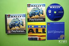 Colin McRae Rally PS1 Playstation 1 PS2 PAL Game+ Disc Only Option