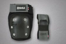 Ennui ST Dual-Pack Knee + Wrist Guards rollerderby, Inline, Skate - Size Large