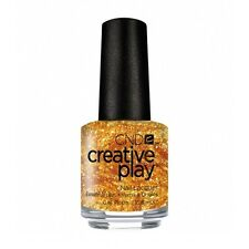 CND Creative Play Choose Your Colour Or Top Coat Or Base Coat UK SELLER NEW
