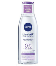 NIVEA Daily Essentials Sensitive 3-in-1 Micellar Cleansing Water 200ml