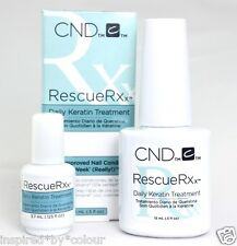 CND ESSENTIALS~Select any~Solar Oil, Stickey Base, Shiney Top,RescueRXx,Air Dry