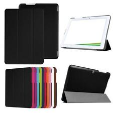 """Tri-Fold Slim Skin Leather Case Cover For 10.1"""" Acer Iconia One 10 B3-A20 Tablet"""