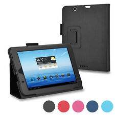 Folio PU Leather Skin Stand Cover for E-Fun 7.85inch Nextbook 8 NX785QC8G Tablet