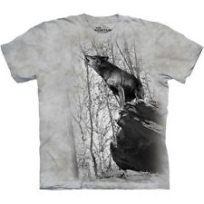 SYMMETRY Wolf T-Shirt The Mountain Wolves Howl Howling S-5XL NEW