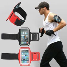 Adjustable Sport Running Jogging Gym Armband Strap Holder For Apple & Samsung
