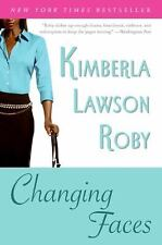 Changing Faces, Kimberla Lawson Roby, Very Good Condition, Hard Back Book