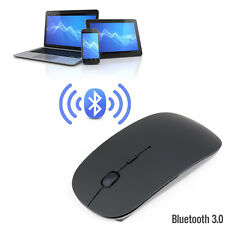 Bluetooth Wireless Optical Mouse 1600 Dpi for Windows 7/8 Laptop Macbook US Ship