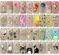 New Fashion Design Cute Animal Pattern Slim Soft TPU Phone Case Cover For iphone