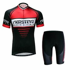 Men's Bike Cycling Wear Jersey Comfortable Bike Bicycle jersey Padded Shorts