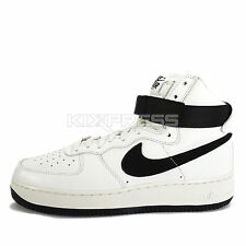 Nike Air Force 1 Hi Retro QS [743546-105] NSW Casual Summit White/Black