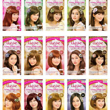 KAO LIESE Japan New Creamy Foam Soft Bubble Hair Color Dying KIT Easy D.I.Y