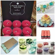 PARTYLITE TEALIGHTS Choose Scent FORBIDDEN FRUIT Box 12 Combined Post & Save BN