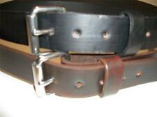 "LEATHER WORK BELT 1/1/2"" W TOOL HOLSTER  BY RANCH LAND GENUINE LEATHER"