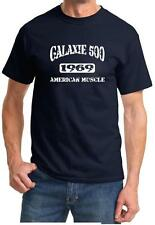 1969 Ford Galaxie 500 American Muscle Car Classic Design Tshirt NEW