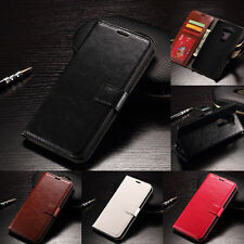 Luxury PU Leather Wallet Credit Card Kickstand Filp Case Cover For LG V10/K7/K10