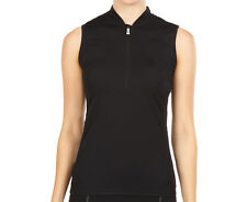 Women's 2XU Ice X Sleeveless Jersey - Black