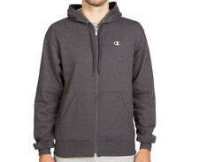 Champion Men's Eco Fleece Zip Hoodie - Granite Heather