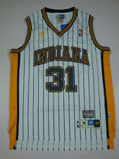 NWT Indiana Pacers Reggie Miller white Jersey