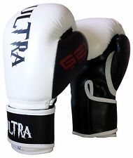ULTRA Boxing Gloves MMA Sparring Punch Bag Muay Thai Training Grappling