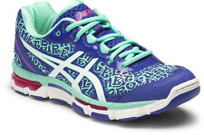 Asics Gel Netburner Pro 12 Womens Netball Shoe (B) (4501) | BUY NOW!