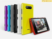 Original Unlocked Nokia Lumia 820 Windows Phone 8.1 with 3G 4G LTE FM Full Set