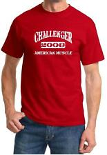 2008 Dodge Challenger American Muscle Car Classic Design Tshirt NEW
