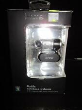 ((1 )) IHOME MYLIFE NOTEBOOK WEBCAM 5.0 MEGAPIXEL ~NEW ~RED OR BLUE
