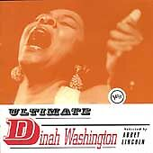 The Ultimate Dinah Washington by Dinah Washington (CD, Nov-1997, Verve)353