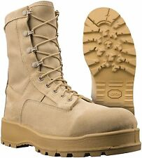 Altama US Army Military Tan Desert Temperate Cold Weather Goretex Combat Boot