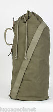 """Parson Gray Cavalry Military Style Duffle Bag 24"""" Small PG7703"""