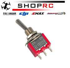 Mini Toggle Switch MTS-103 2A 250V/5A 120V for RC Model