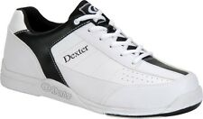 Dexter Ricky III White/Black Mens Bowling Shoes