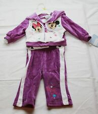 NWT Disney Minnie Mouse 3pcs Set for Toddlers- With Mickey and Minnie Girls
