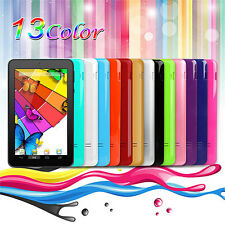 "7"" inch Android 4.4 Quad Core Tablet PC MID 8GB Dual Camera Wifi Bluetooth"