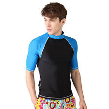 Men's Fashion Scuba Snorkeling Wetsuit Rash Guard Surfing Surf Swimwear Clothing