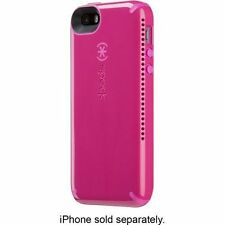 New Speck CandyShell Glossy Hard Cover Case Pink/ Black SAMSUNG/IPHONE