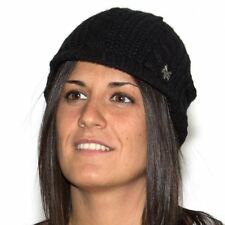 Zoo York Cable Cap Women One size Black BNWT