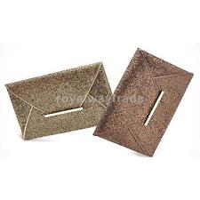 Womens Handbags Ladies Bling Sequins Clutches Bag Envelope Purse Evening Party