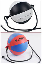 New Speed Ball Double End Striking Punching Bag Training Boxing Fitness