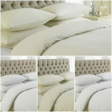 GREAT KNOT  DUVET COVER SET  EASY CARE  PERCALE 180 THREAD BED LINEN