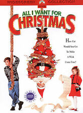 All I Want For Christmas [DVD] Movie Rated G