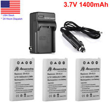 EN-EL5 Battery+Charger for Nikon Coolpix P80 P90 P100 P510 P520 P530 P6000 P3 P4