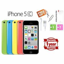 Apple iPhone 5c 8GB 16GB 32GB Sim Free Factory Unlocked Mobile Smartphone UK