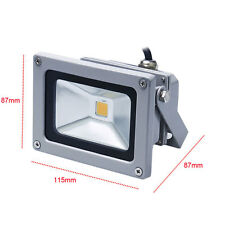 10W LED Flood Light Outdoor Landscape Waterproof Lamp, Input AC85-265 Volt