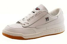 Fila Men's Original Tennis 1VT13016 White/Gum Fashion Leather Sneakers Shoes